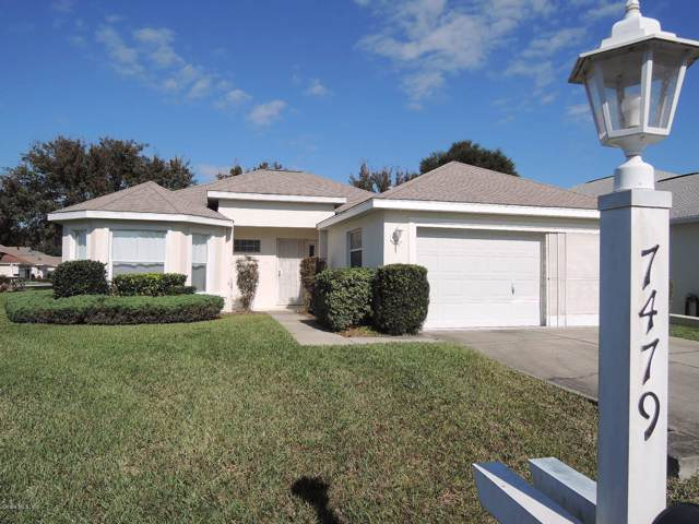 7479 SW 111th Lane, Ocala, FL 34476 (MLS #567209) :: Pepine Realty