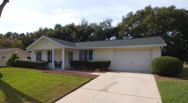 11542 SW 89th Terrace, Ocala, FL 34481 (MLS #567285) :: Pepine Realty