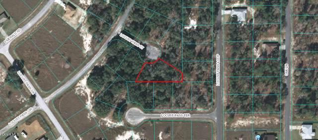 TBD Locust Pass Court, Ocala, FL 34472 (MLS #567310) :: Bosshardt Realty