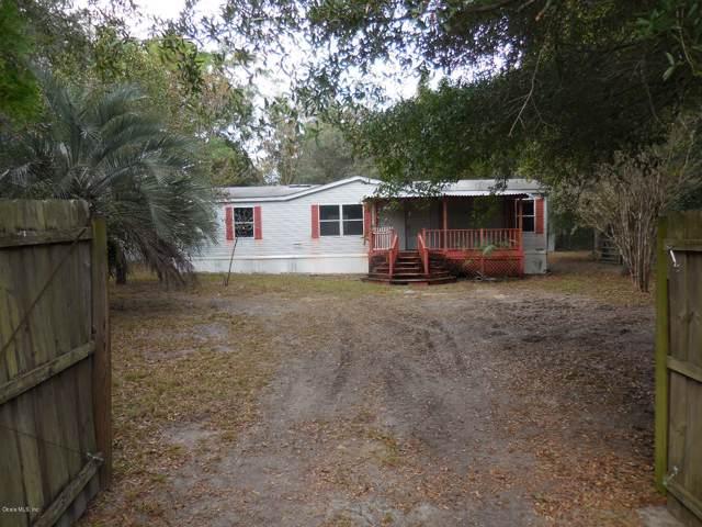 7125 SW 17th Place, Ocala, FL 34474 (MLS #567311) :: Bosshardt Realty