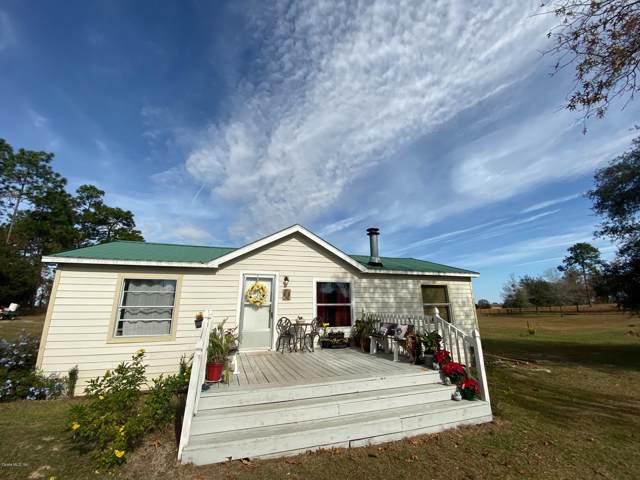 23635 NW Falcon Avenue, Dunnellon, FL 34431 (MLS #567352) :: Bosshardt Realty