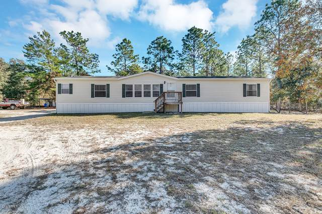 4585 SW 166th Court Road, Ocala, FL 34481 (MLS #567446) :: Bosshardt Realty