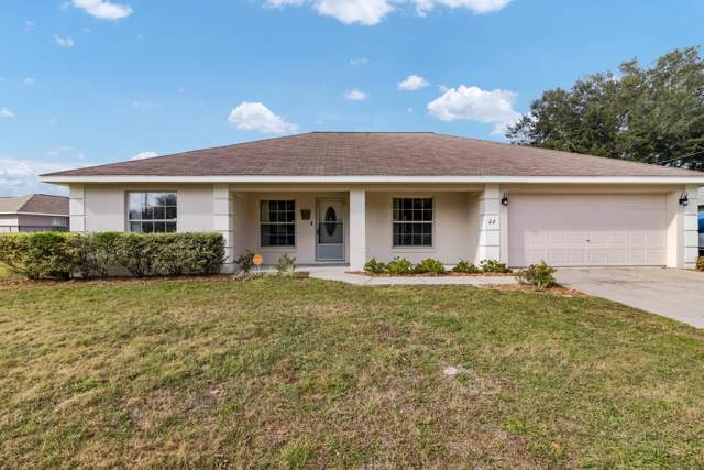22 Pecan Course Circle Circle, Ocala, FL 34472 (MLS #567448) :: Pepine Realty