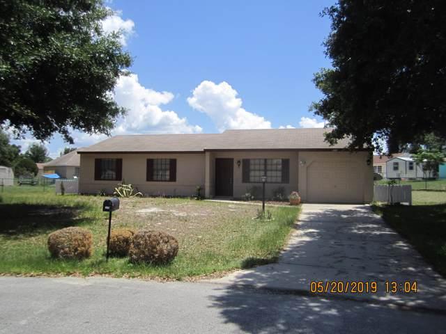 328 Oak Track Run, Ocala, FL 34472 (MLS #567483) :: Realty Executives Mid Florida