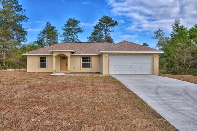 16150 SW 24th Terrace, Ocala, FL 34473 (MLS #567491) :: Realty Executives Mid Florida