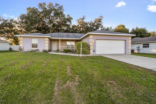 13176 SW 3rd Court, Ocala, FL 34473 (MLS #567515) :: Pepine Realty
