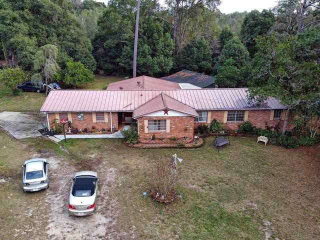 41640 County Road 25, Weirsdale, FL 32195 (MLS #568010) :: Pepine Realty