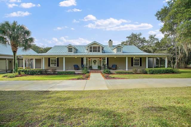 6110 Richland Avenue, Leesburg, FL 34748 (MLS #568135) :: Bosshardt Realty