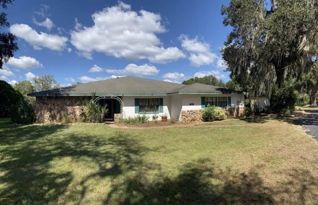 7821 E Gospel Island Road, Inverness, FL 34450 (MLS #568555) :: Bosshardt Realty