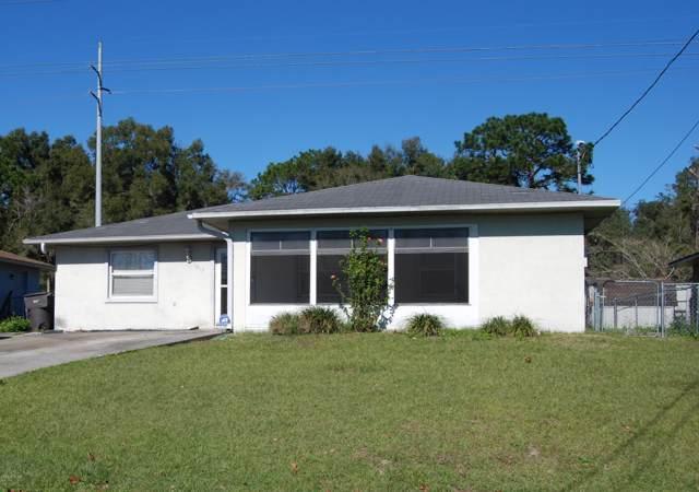 1813 NE 30th Street, Ocala, FL 34479 (MLS #568676) :: Bosshardt Realty
