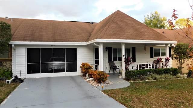 8711 SW 91st Place C, Ocala, FL 34481 (MLS #568866) :: Bosshardt Realty