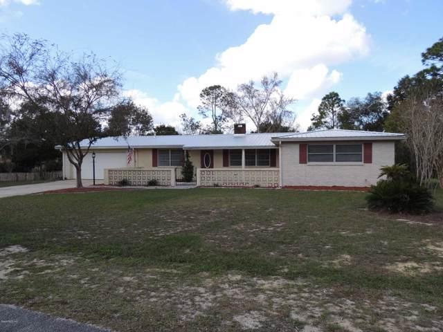 580 E Country Club Drive, Williston, FL 32696 (MLS #568900) :: Bosshardt Realty