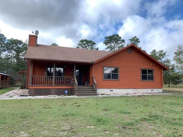 7250 SE 131st Avenue, Morriston, FL 32668 (MLS #568958) :: Better Homes & Gardens Real Estate Thomas Group