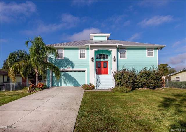 3876 N Eagle Point, Crystal River, FL 34428 (MLS #569009) :: Better Homes & Gardens Real Estate Thomas Group