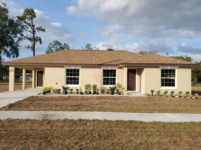 3443 NE 13th Street, Ocala, FL 34470 (MLS #569017) :: Realty Executives Mid Florida