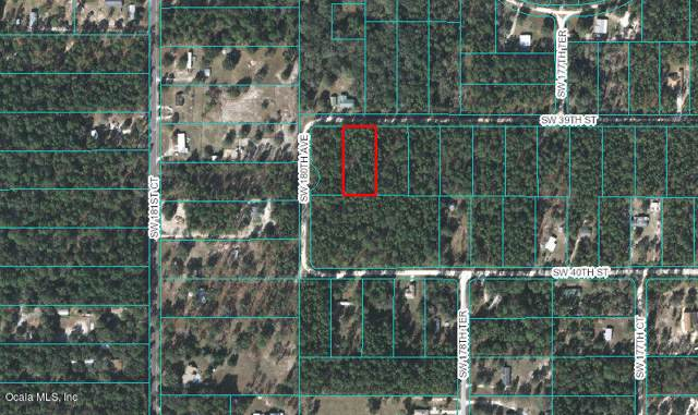 00 SW 39th Street, Dunnellon, FL 34432 (MLS #569023) :: Realty Executives Mid Florida