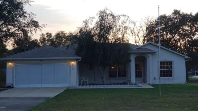 6104 SW 115th Street Road, Ocala, FL 34476 (MLS #569052) :: Globalwide Realty
