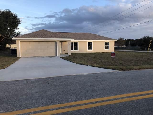 23 Juniper Trail Circle, Ocala, FL 34480 (MLS #569106) :: Realty Executives Mid Florida