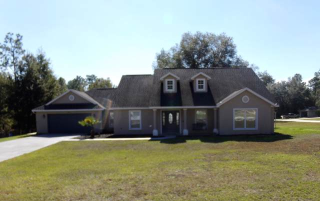 14994 SW 20th Place, Ocala, FL 34481 (MLS #569215) :: Better Homes & Gardens Real Estate Thomas Group