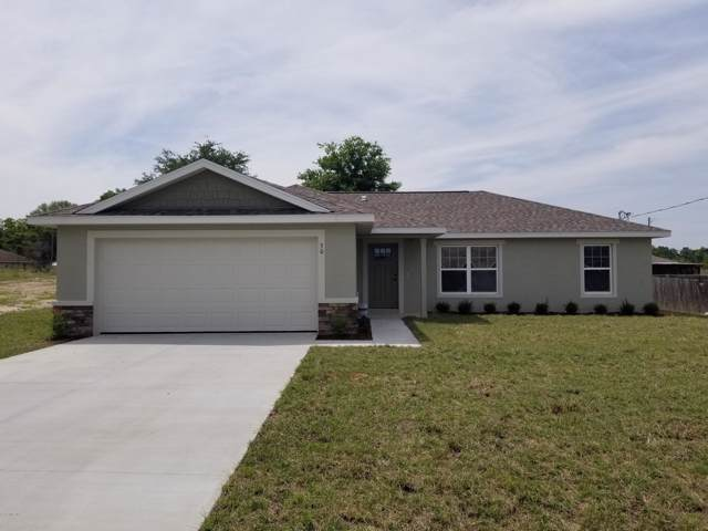 9564 N Wayland Avenue, Citrus Springs, FL 34434 (MLS #569216) :: Better Homes & Gardens Real Estate Thomas Group