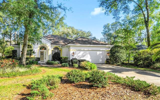 8861 SW 191st Circle, Dunnellon, FL 34432 (MLS #569280) :: Bosshardt Realty