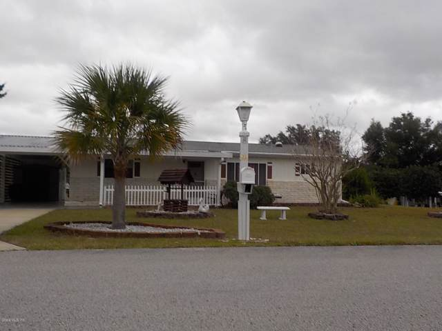 8855 SW 102nd Lane, Ocala, FL 34481 (MLS #569342) :: Globalwide Realty