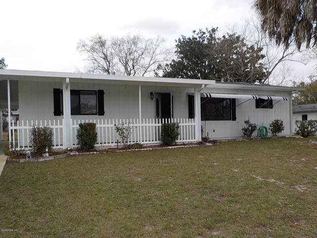 10280 SW 91st Court, Ocala, FL 34481 (MLS #569344) :: Globalwide Realty