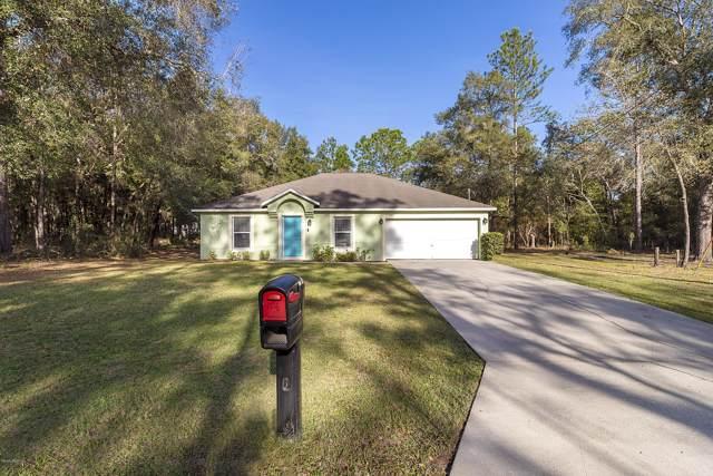 1725 W Lorraine Drive, Citrus Springs, FL 34434 (MLS #569394) :: Bosshardt Realty