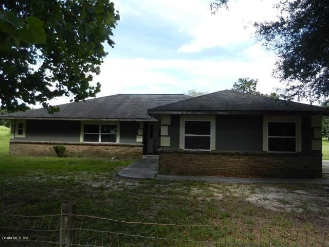 10030 SE 112th Terrace, Ocala, FL 34472 (MLS #569396) :: Bosshardt Realty
