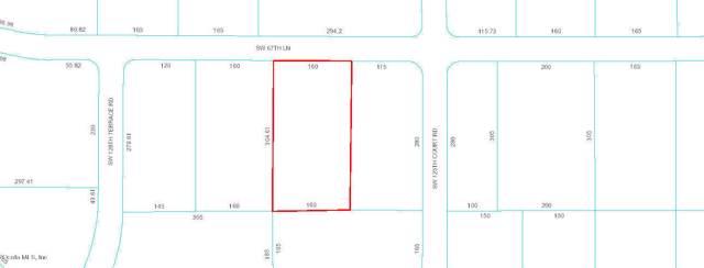 tbd SW 67 Th Lane, Ocala, FL 34481 (MLS #569408) :: Better Homes & Gardens Real Estate Thomas Group