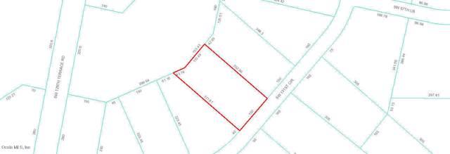 tbd SW 131 Circle, Ocala, FL 34481 (MLS #569413) :: Better Homes & Gardens Real Estate Thomas Group