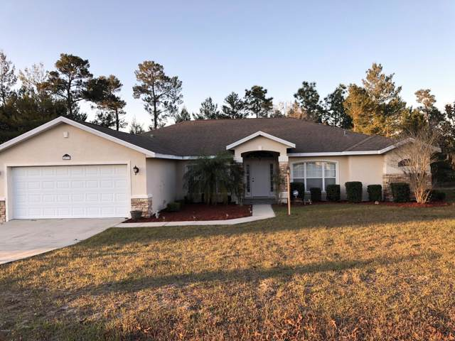 4933 SW 109th Loop, Ocala, FL 34476 (MLS #569461) :: Bosshardt Realty