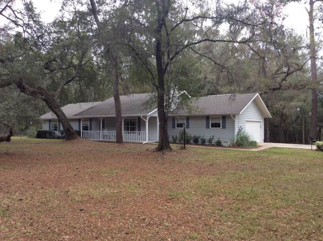 2 Saddle Drive, Ocala, FL 34482 (MLS #569464) :: Bosshardt Realty