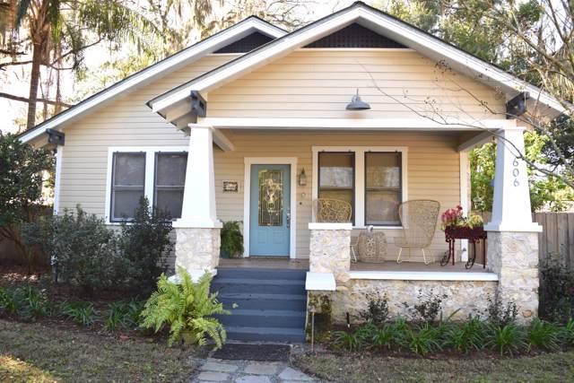 606 SE 10th Street, Ocala, FL 34471 (MLS #569467) :: Better Homes & Gardens Real Estate Thomas Group