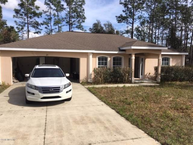 21 Fir Trail Drive, Ocala, FL 34472 (MLS #569497) :: Bosshardt Realty