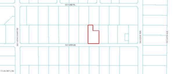 0 SW 64 Lane, Dunnellon, FL 34432 (MLS #569517) :: Bosshardt Realty