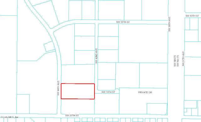 lot 9 SW 44th Avenue, Ocala, FL 34474 (MLS #507097) :: Pepine Realty
