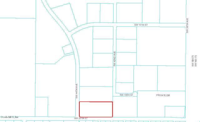 Lot 8 SW 44th Avenue, Ocala, FL 34474 (MLS #507104) :: Pepine Realty