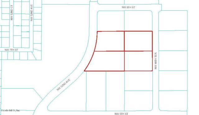 1 NW Ocala Intl Com Park Phase 2, Ocala, FL 34482 (MLS #516107) :: Bosshardt Realty