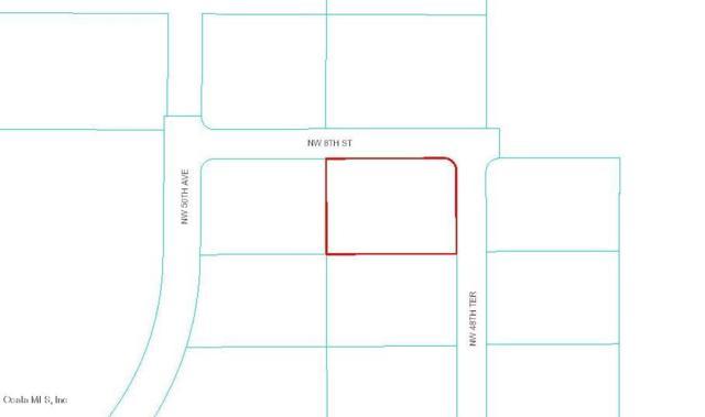 1 Ocala Intl Com Park Phase 2, Ocala, FL 34482 (MLS #516157) :: Bosshardt Realty
