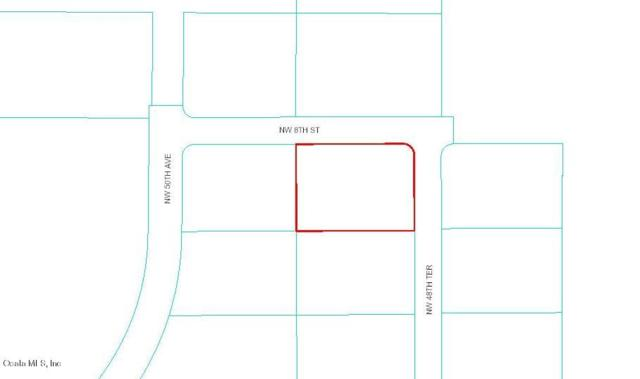 1 Ocala Intl Com Park Phase 2, Ocala, FL 34482 (MLS #516157) :: Realty Executives Mid Florida