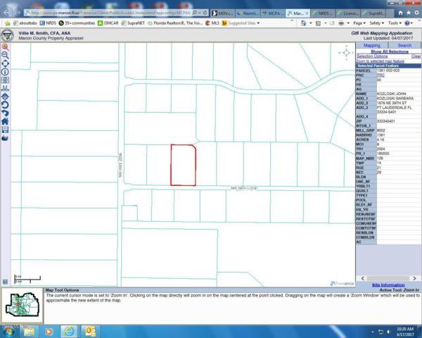 0 NW 53th Loop, Ocala, FL 34482 (MLS #517090) :: Bosshardt Realty