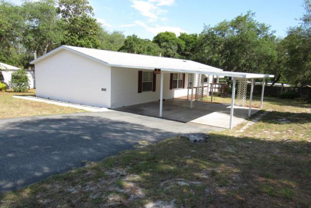 18540 SE 21st Street, Silver Springs, FL 34488 (MLS #518464) :: Bosshardt Realty