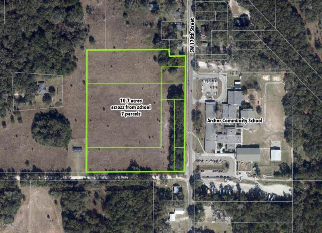 TBD SW 170th Street, Archer, FL 32618 (MLS #524062) :: Bosshardt Realty