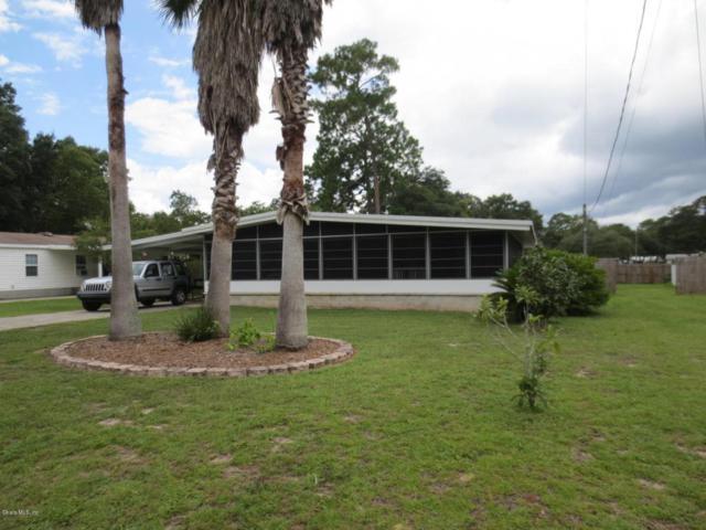 1950 SE 173rd Avenue, Silver Springs, FL 34488 (MLS #524118) :: Realty Executives Mid Florida