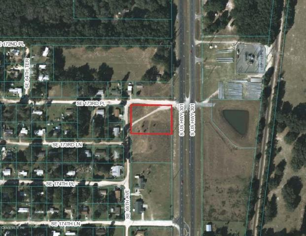 0 S Hwy 301, Summerfield, FL 34491 (MLS #524433) :: Realty Executives Mid Florida