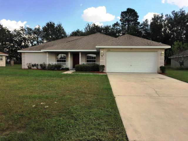 5336 SW 116th Place, Ocala, FL 34476 (MLS #524650) :: Realty Executives Mid Florida