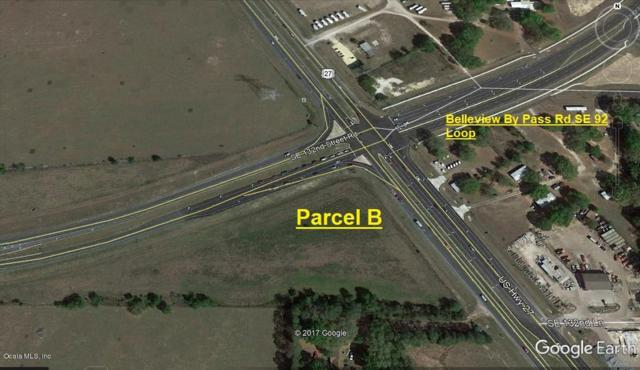 Parcel B SE Se 132nd Street Road, Belleview, FL 34420 (MLS #525957) :: Pepine Realty
