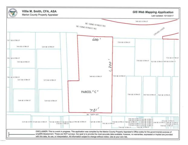 Parcel C SE 135th Street, Belleview, FL 34420 (MLS #525962) :: Pepine Realty