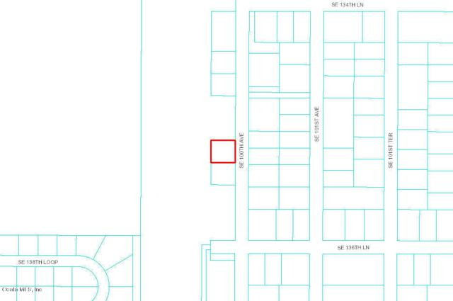 0 SE 100th Avenue, Belleview, FL 34420 (MLS #526578) :: Thomas Group Realty